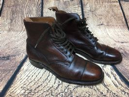 ww2 crockett and jones field officers boots
